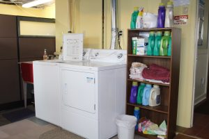 Our Laundry Room